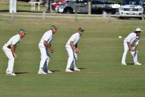 Messrs Brodribb, Newman (x2) & Howard